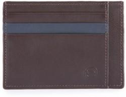 VANGUARD/D.Brown Кредитница с RFID защитой (11x8x0,5)