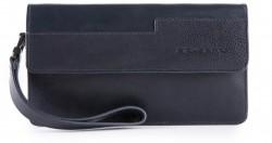 VOSTOK/Blue Клатч с отдел. д/смартфона с RFID защитой (10,5x19x2)