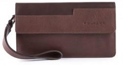 VOSTOK/D.Brown Клатч с отдел. д/смартфона с RFID защитой (10,5x19x2)