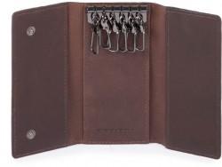 VOSTOK/D.Brown Ключница на 6 ключей (6x12x2)