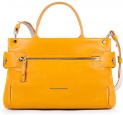 LOL/Yellow Сумка женская с отдел. д/iPad Air/Pro (35x23x16)