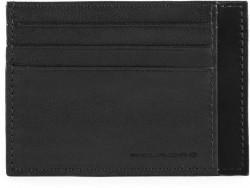 PYRAMID/Black Кредитница с RFID защитой (11x8x0,5)