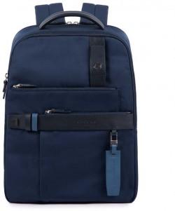 """HEXAGON/Blue Рюкзак с отдел. для ноутбука 14""""/iPad (29,5x39x13)"""