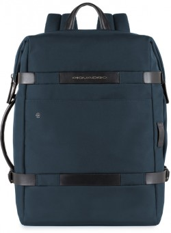 """PIERRE/Blue Рюкзак с отдел. д/ноутбука 15,6""""/iPad Air/Pro (30x41,5x18)"""