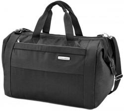 CAPRI/Black Дорожная сумка (39л,0,8кг) (45x32x27см)