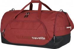 KICK OFF 69/Red Дорожная сумка XL (120л,1,3кг) (70x40x43см)