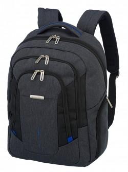 """@WORK/Grey Рюкзак с отдел. д/ноутбука 15,6"""" (25л,1кг) (33x45x17см)"""