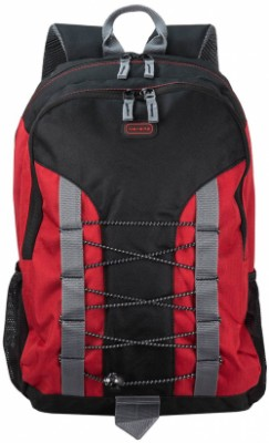 BASICS/Red Рюкзак (23л,0,5кг) (31x44x19см)