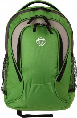 BASICS/Green Рюкзак (22л,0,4кг) (30x41x20см)