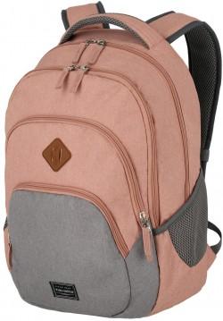 BASICS/Pink Рюкзак (22л,0,7кг) (31x45x16см)