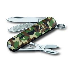 CLASSIC SD 58мм/1сл/7функ/камуфляж/чехол /ножн