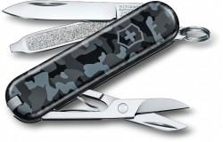 CLASSIC SD 58мм/1сл/7функ/син.камуфляж/чехол /ножн