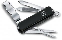 NAILCLIP 580 65мм/8функ/черн /кус/ножн без упаковки