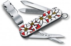 NAILCLIP 580 65мм/8функ/Edelweiss /кус/ножн без упаковки