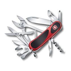 EVOGRIP S557 85мм/5сл/21функ/крас-черн /lock/штоп/ножн/плоск/гаечн