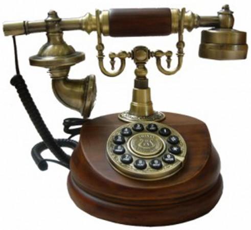 Телефон-ретро 920