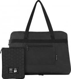 TRAVEL ACCESSORIES 4.0/Black Сумка Packable Day Bag двуручн. складн. (17л) (29x42x14)