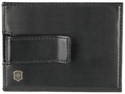 ALTIUS EDGE/Black Кредитница Napier с зажимом для банкнот с RFID защитой (10x7x2)