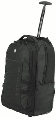 """VX SPORT Wheeled Cadet/Black Рюкзак на 2 колесах с отдел. д/ноутбука 16""""/iPad (30л) (37x53x26)"""