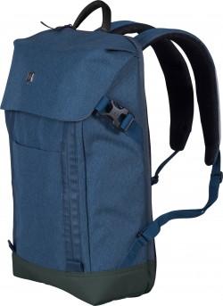 "ALTMONT Classic/Blue Рюкзак Deluxe Flapover Laptop с отдел. д/ноутбука 15"" (18л) (29x43x12)"