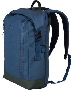 """ALTMONT Classic/Blue Рюкзак Rolltop Laptop с отдел. д/ноутбука 15"""" (20л) (29x44x16)"""