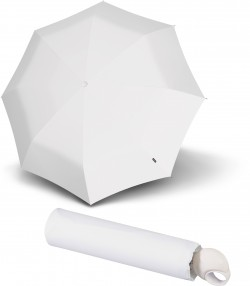 Зонт 802 Floyd White Мех/Складной/8спиц /D94x27см