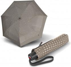 Зонт T.050 Bolero Taupe Мех/Складной/7спиц /D89x25см