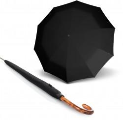 Зонт T.771 Black Полуавто/Трость/10спиц /D111x91см
