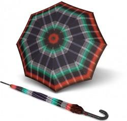 Зонт T.703 Ingrid Pumpkin Полуавто/Трость/8спиц /D106x88см