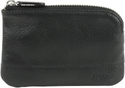 BUDDY 1/Black Ключница на молнии (12,5x8x1)