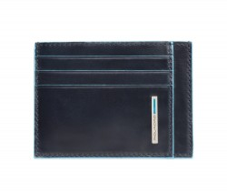 BL SQUARE/N.Blue Кредитница с RFID защитой (11x8x0,5)
