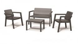 Набор мебели Emily set серый