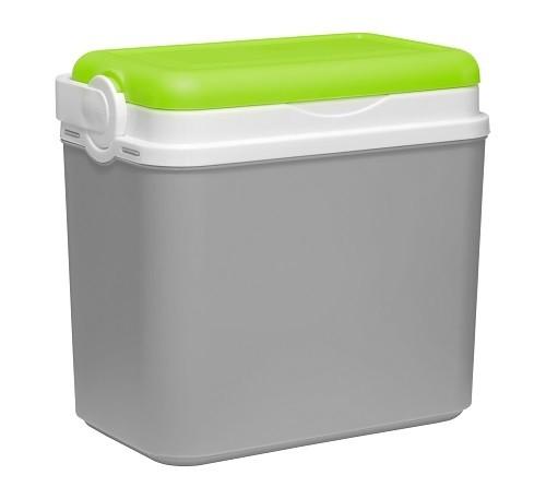 Изотермический контейнер Adriatic 10 л серый с салатовым