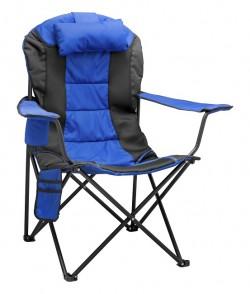 Кресло портативное Рыбак Премиум NR-38 синий