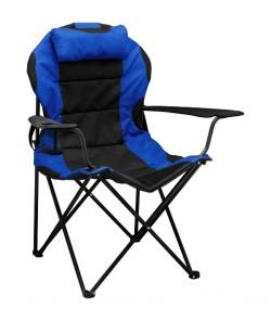 Кресло портативное Рыбак Трофей NR-35 синий