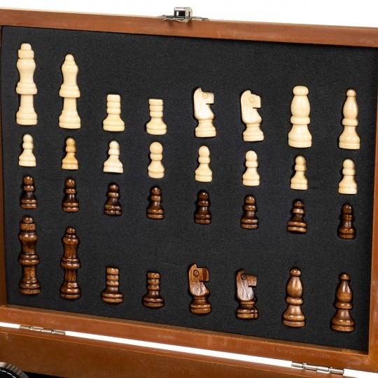 Подарочный набор  Шахматы с флягами Jack Daniels