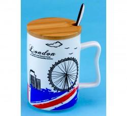 Чашка LONDON Колесо обозрения