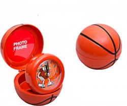 Настольные часы баскетбольный мяч