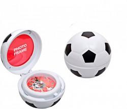Настольные часы футбольный мяч