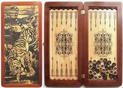 Нарды средние легенда тигр