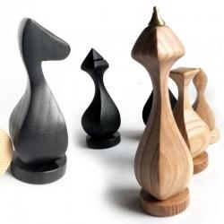 Шахматные фигуры Модерн