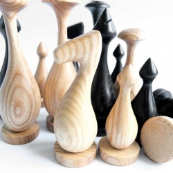 Шахматные фигуры Люкс