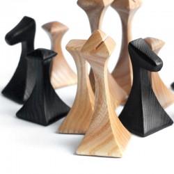Шахматные фигуры Wood
