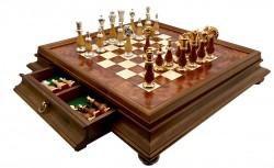 Шахматы Italfama 154GS+434R