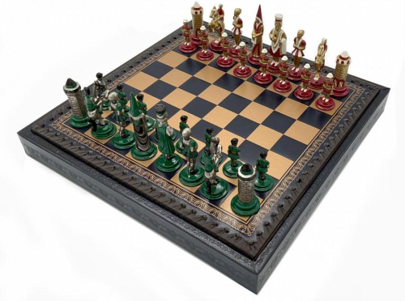 Шахматы Italfama 19-72+218GB