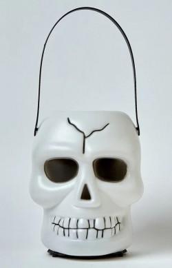 Смеющийся череп Halloween
