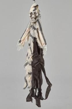 Подвесной декор Скелет узник