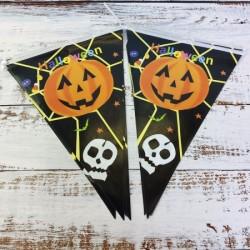 Гирлянда флажки Хэллоуин 15
