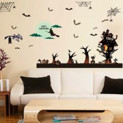 Интерьерная наклейка Хеллоуин Праздник