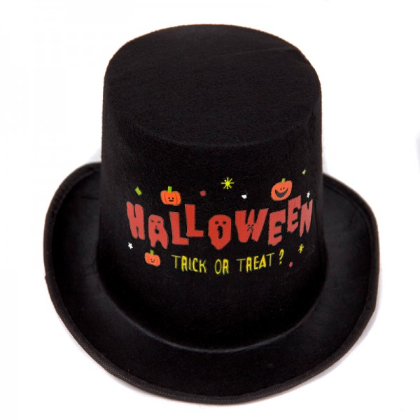 Шляпа цилиндр Хеллоуин